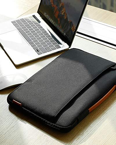 Inateck 13/13.3/13.5 Zoll Laptop Hülle Tasche Sleeve Case Kompatibel 13.3 Zoll MacBook Air 2018-2012/MacBook Pro 2018-2012/Surface ProX/7/6/5/4/3/13.5 Zoll Surface Laptop3/2/2017/Surface Book