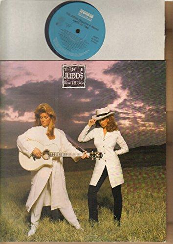 JUDDS - RIVER OF TIME - LP vinyl