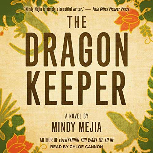 The Dragon Keeper cover art