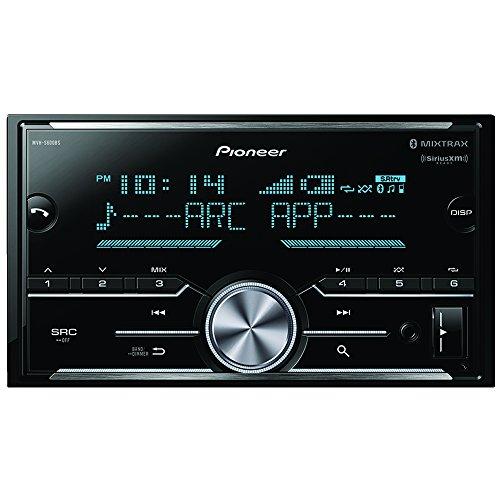 Pioneer MVH-S600BS Double Din Digital Media Receiver