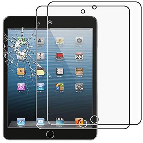 ebestStar - [Lote x2 Cristal Templado Compatible con iPad 4 3 2 Protector de Pantalla, Película Vidrio Protectora Ultrafina, Dureza 9H, Sin-Burbujas [Aparato: 241.2 x 185.7 x 9.4mm, 9.7'']