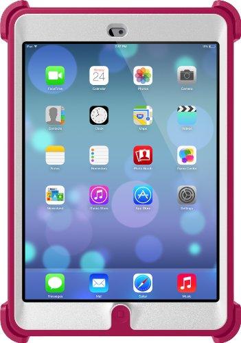 OtterBox Defender Series for iPad mini with Retina Display - Papaya - White/Pink