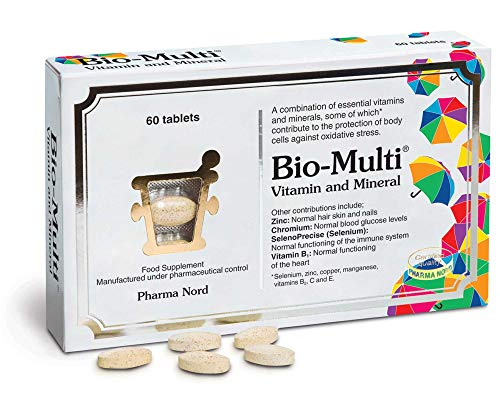 Pharma Nord Bio-Multi Vitamin and Mineral -60 Tablets