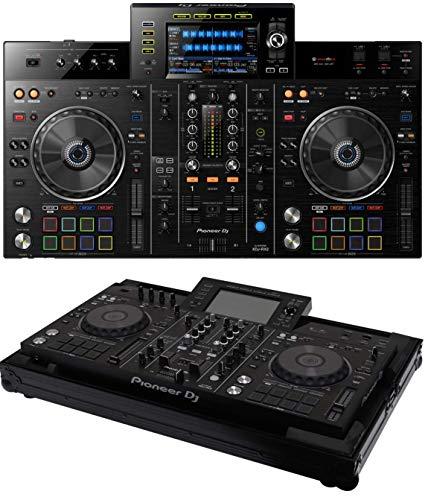 Pioneer DJ XDJ-RX2 + Pioneer DJ DJC-FLTXDJRX2 Case Bundle