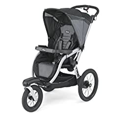 """The child seat removes easily to create a frame carrier for the KeyFit during the first 6 months Sporty fabrics are wipe able, durable and water repellent. Full-coverage, extendable canopy with flippable tinted window/mesh vent Pneumatic tires, 12"""" f..."""