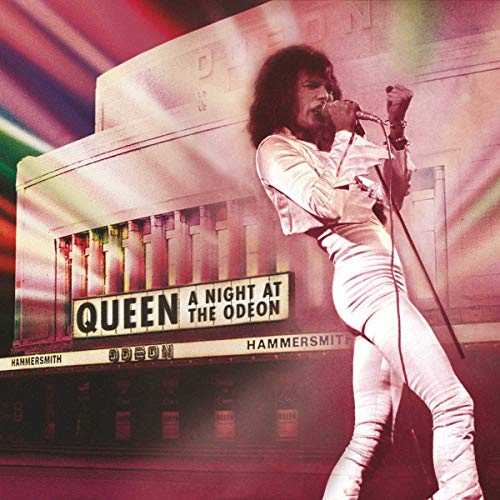 """A Night At The Odeon (CD+DVD+Bluray+Vinile 12""""+Libro)"""