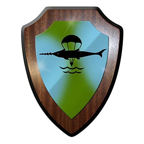Wappenschild/Wandschild/Wappen - Kampfschwimmer Bundeswehr Bw Bund SEK Spezialkräfte deutsche Marine Soldaten Militär #8393