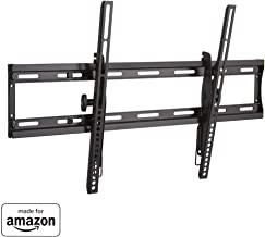 Made for Amazon Low Profile Tilting TV Wall Mount Bracket for 40-70 TVs