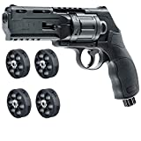 T4E Umarex TR50 .50cal Co2 Paintball Revolver w/Quick Pierce Co2 System