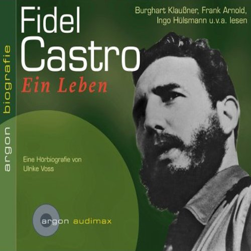 Fidel Castro. Ein Leben Titelbild