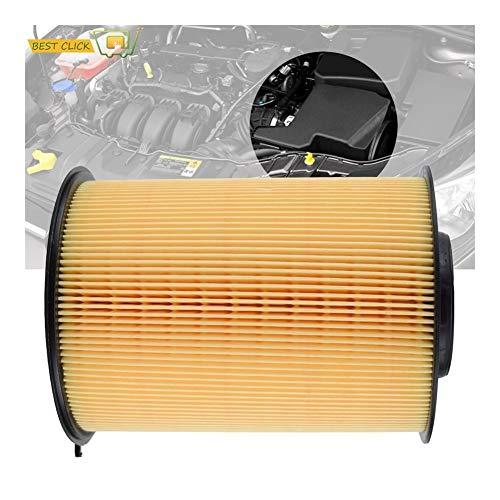 ZHIXIANG Filtro de Aire del Motor de Coche for Volvo S40 V50 C70 C30 V40 Sedán 1.6L 1.8L 2.0L 30792881 31338216 31370984