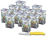 Lock&Lock | HPL809 Vorratsdosen & Frischhaltedosen | Füllmenge 1,3 L | BPA frei & spülmaschinengeeignet | luftdicht & wasserdicht | Aufbewahrungsdose & Vorratsbehälter mit 4fach...
