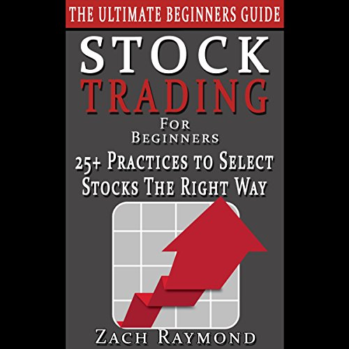 Stock Trading for Beginners audiobook cover art