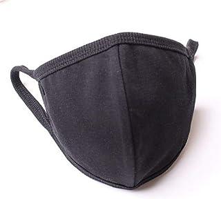 Epeng 2 Pack Cotton Mouth Mask Anti Dust Mouth Mask, Unisex Face Mask Reusable Fashion Mask Anime Face Mask Washable Mask ...