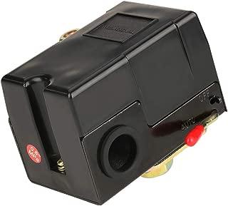 1 pcs Universal Pressure Switch 95-125 Psi 4 Port Heavy Duty 26 Amp For Air Compressor Pump Control Valve