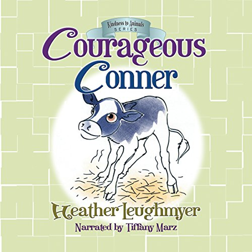Courageous Conner audiobook cover art