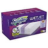 Swiffer WetJet Balai Spray Recharges Lingettes Pour Tous Types De Sols Lot de 2  (2 X...