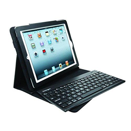 Kensington KeyFolio Pro 2 - Funda con Teclado Bluetooth para Apple iPad 2.0