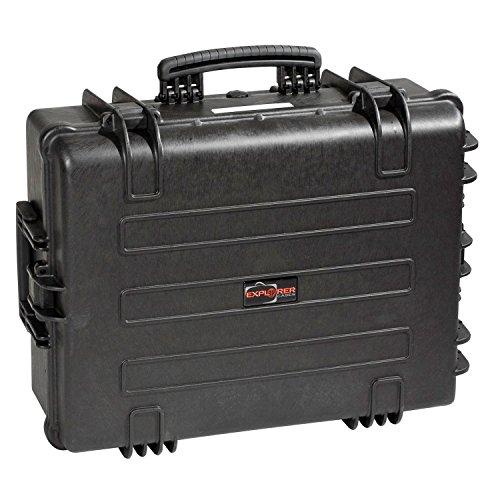 Gt-line EXPLORER.BE - Stagna valigia vuota in polipropilene (interno 580 x 440 x 220 mm, 56 capacità l)