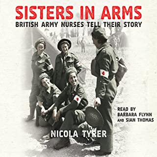 Sisters in Arms audiobook cover art