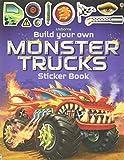 Tudhope, S: Build Your Own Monster Trucks Sticker Book (Build Your Own Sticker Book)