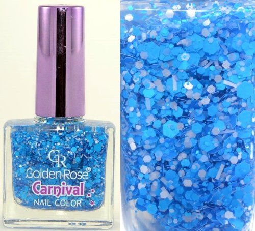 GOLDEN ROSE - Vernis Ongles Collection Carnival - 13