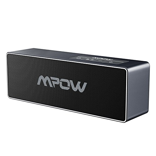Altoparlante Bluetooth, Mpow Altoparlanti Bluetooth 4.1 da 20W Wireless Portatile, Avanzata Bass, HD Audio, Portatili Altoparlanti PC Tempo Riproduzione di 10 Ore e Microfono Incorporato per iPhone e Smartphone Android e Tablet PC, ecc.