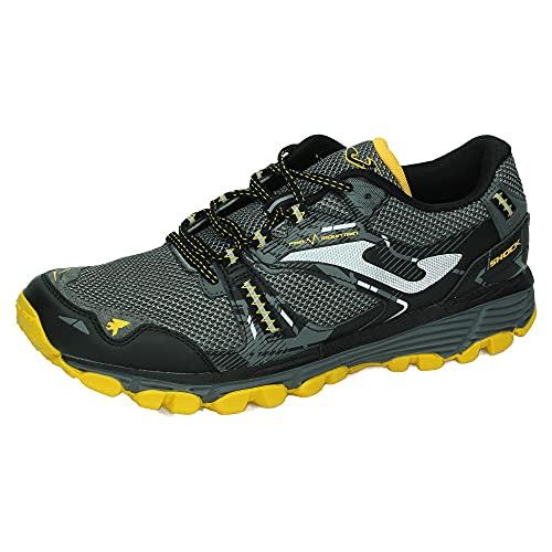JOMA Shock 2112 Dark Grey. Zapatillas Trekking Running Hombre. Talla 45