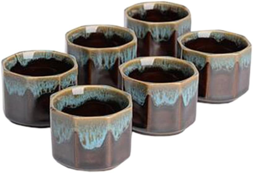 Phoenix Wonder 6 PCS Chinese Ceramic Tea Household Cups cheap K Teacup Max 82% OFF