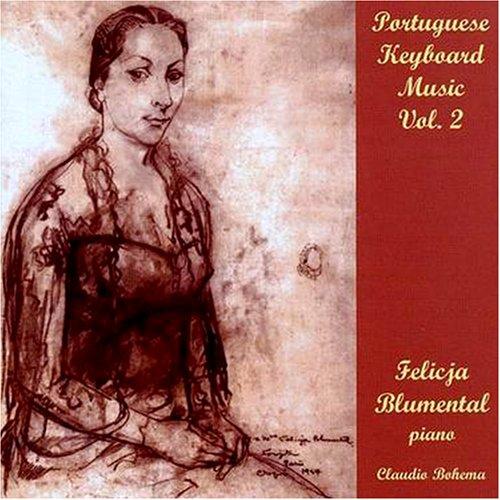 Portuguese Keyboard Music Vol 2