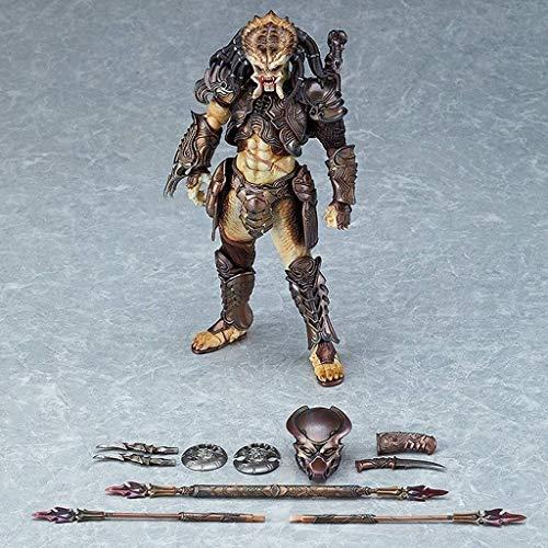 YUEDAI La Serie Predator 2 Figura: 5,6 Pulgadas Escala Predator (Armas Can) Figura de acción de colector for Aficionados Extranjeros