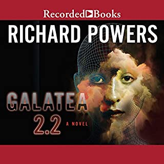 Galatea 2.2 audiobook cover art