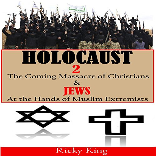 Holocaust 2 audiobook cover art