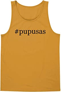 The Town Butler #Pupusas - A Soft & Comfortable Hashtag Men`s Tank Top