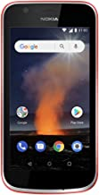 Nokia 1 - Android One (Go Edition) - 8 GB - LTE Unlocked Smartphone (at&T/T-Mobile/Metropcs/Cricket/H2O) - 4.5