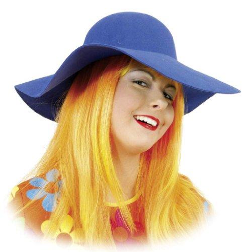 ORLOB Chapeau?: schlapp Chapeau, Bleu