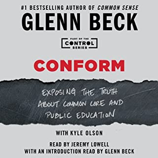 Conform audiobook cover art
