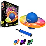 Joyslook Pogo Ball Balance Board Bounce It Lolo Fun Hopper for Kids Ages 6 and Up and Adults