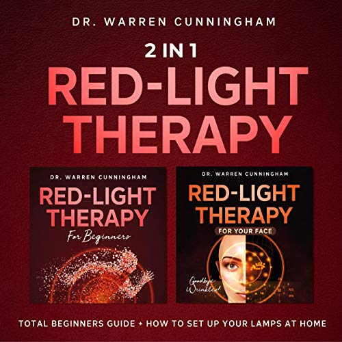 『2 in 1 Red Light Therapy』のカバーアート