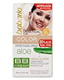 Babaria Aloe Vera Cr. Color Bb Cream Spf15 50 ml