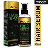 Recast Hair Serum - Hair loss prevention and Hair thickening therapy, infused