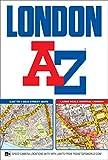 London Street Atlas (A-Z Street Atlas) Bound 2018
