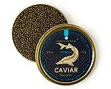 Premium Ossetra Sturgeon Caviar, 3.5 oz (100 g)