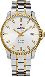 Swiss Military - Reloj de caballero 20080BI-2M