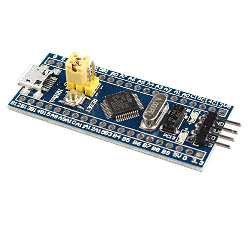 HALJIA STM32F103C8T6 Arm Ccortex-m3 Stm32 Age System Board 3.3 V module de carte de développement pour les débutants