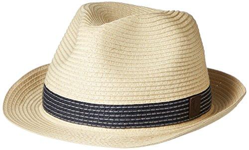 (フレッドペリー)FRED PERRY 帽子Straw Trilby HW1621 101 101NATURAL L