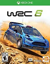 WRC 6: World Rally Championship - Xbox One