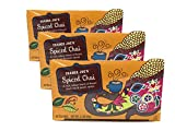 Trader Joe's Spiced Chai Assam Black Tea &Exotic Spices 20 Tea Bags 2.2 Oz. (Pack of 3)