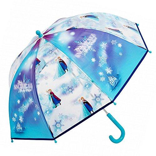Disney Regenschirm, Motiv Die Eiskönigin/Frozen, Anna und Elsa