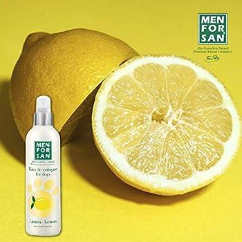 Menforsan Eau de Cologne Citron pour Chien 125 ML